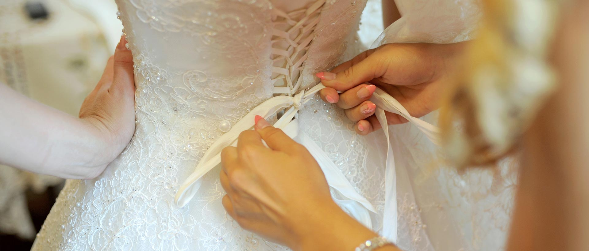 Las Novias bridal services